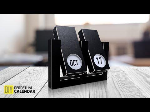 DIY | Perpetual Calendar