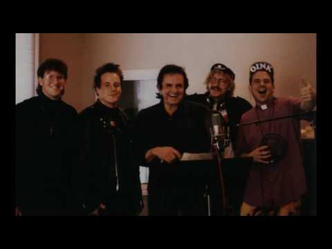 One Bad Pig & Johnny Cash - Man In Black