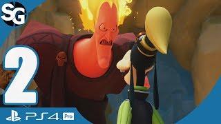Kingdom Hearts 3 Walkthrough Gameplay (No Commentary) | Olympu…