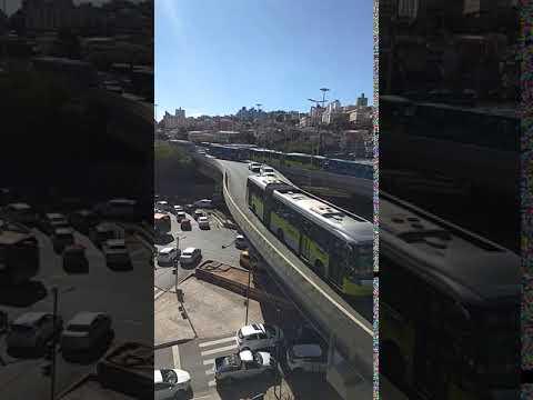Greve geral: atos complicam trânsito em Belo Horizonte