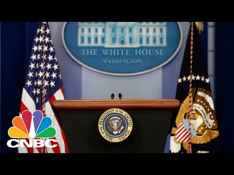 LIVE: White House Holds Daily Press Briefing - April 25, 2018 | CNBC