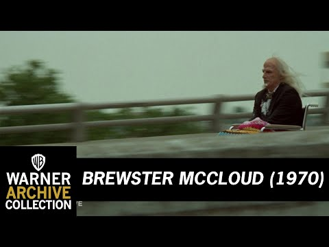 Brewster McCloud (1970) – Rolling Through Houston