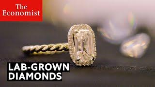 Are lab-grown diamonds the future? | The Economist thumbnail