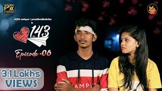 143 | Episode 06 | Re release | Tamil Web Series | School Love | AjithUnique | PranikaDhakshu