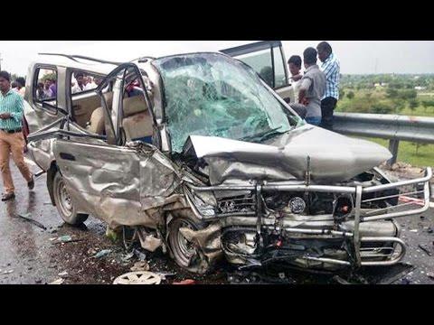 Latest Car Accident of Maruti Suzuki Omni Van in India ...