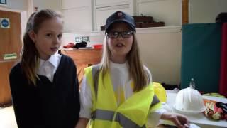 World of Work Week - St Winnings Primary School