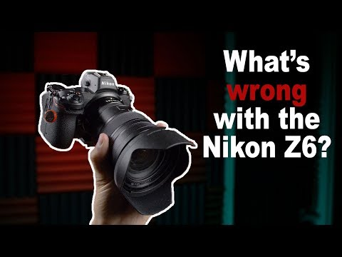 Nikon Z6 review: ALMOST the perfect video camera for filmmakers...