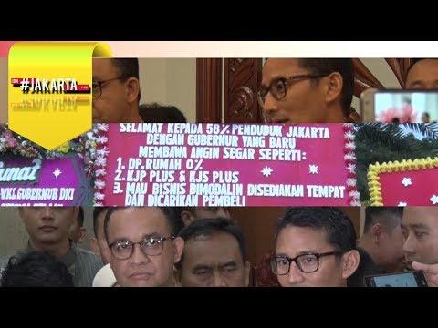 #JAKARTA - Menyambut Gubernur Baru DKI Jakarta