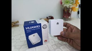 Budget Wi-Fi Ranger Extender (Huawei WS331c 300 Mbps)