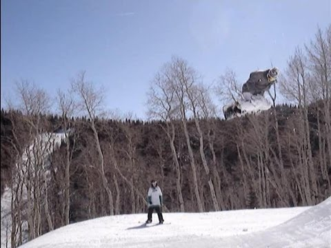 Snowboarding Park City Utah Vitor Barbosa