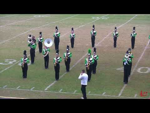 Green Run High School Marching Band 11/4/2017