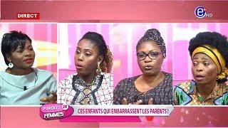 PAROLES DE FEMMES (Ces enfants qui embarrassent les parents) DU 21 JANVIER 2020 EQUINOXE TV