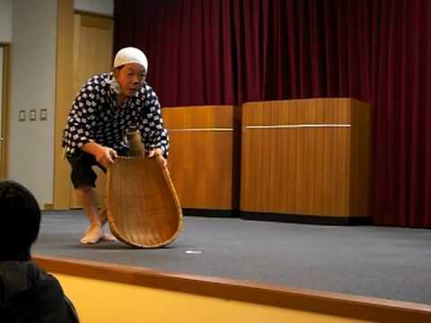 Yasugi Bushi - a traditional Japanese folk song and dance
