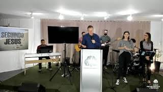 Obedecendo aos Princípios de Jesus / Culto 11/10/2020