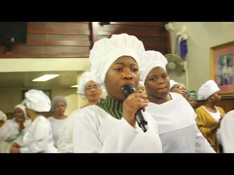 CCC Harton Street Parish Praise Night Ministration by: Sister Yetunde