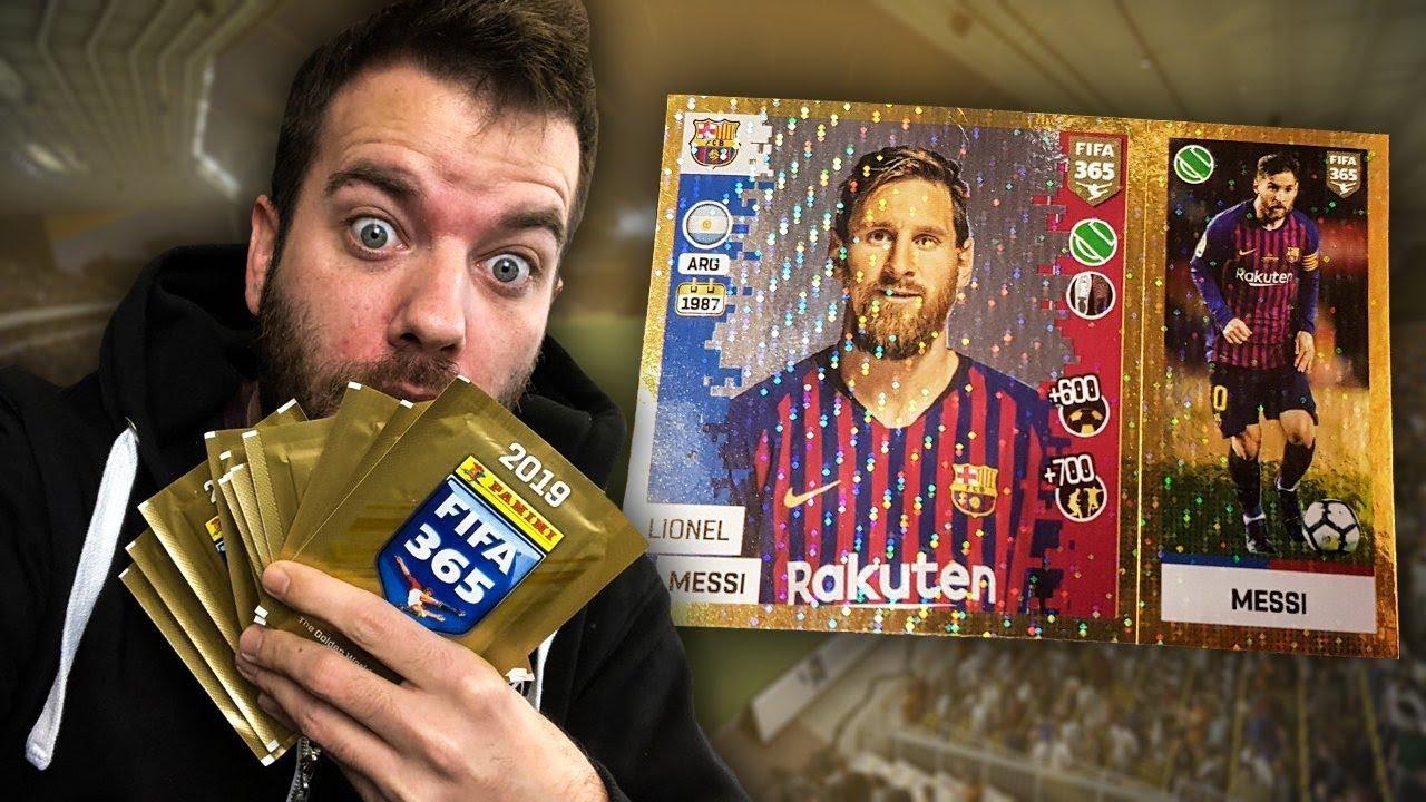MESSI DANS MON PAQUET - FIFA19