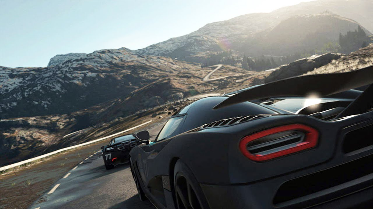 Driveclub Gameplay India Car Race Youtube