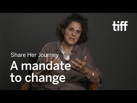 Share Her Journey | Jennifer Baichwal | TIFF 2017