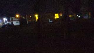 外気温2℃の北国の田舎で深夜の治安維持散歩
