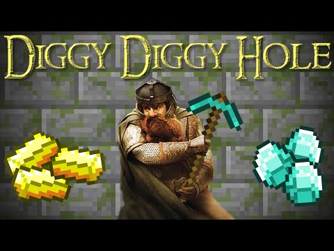 ♪ Diggy Diggy Hole - The Hobbit