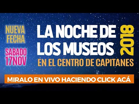 Ciclo de Cultura - Noche de los Museos