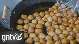 Experience traditional Emirati food