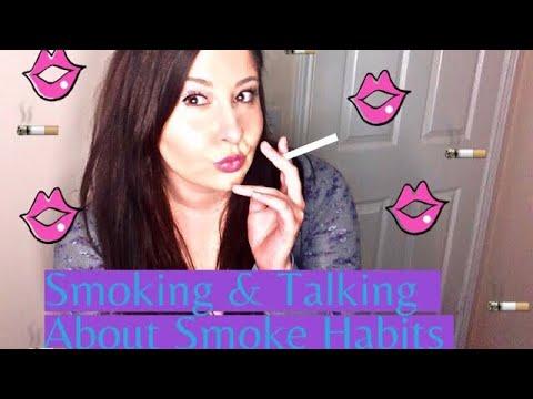 Free smoking fetish pictures