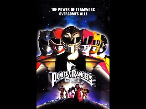 Mighty Morphin Power Rangers Movie Commentary