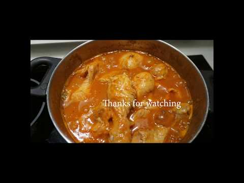 How To Make South African Chicken Stew
