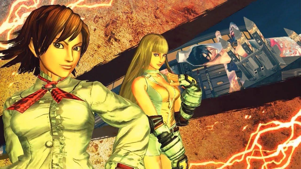 Lili in Asuka outfit - Street Fighter X Tekken PC mod