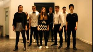 Clarity by Zedd/Foxes - A Cappella cover by Vox