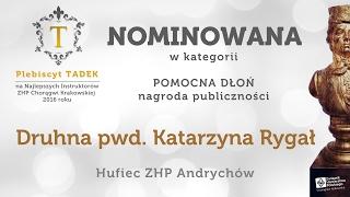 POMOCNA DŁOŃ pwd. Katarzyna Rygał Plebiscyt TADEK 2016