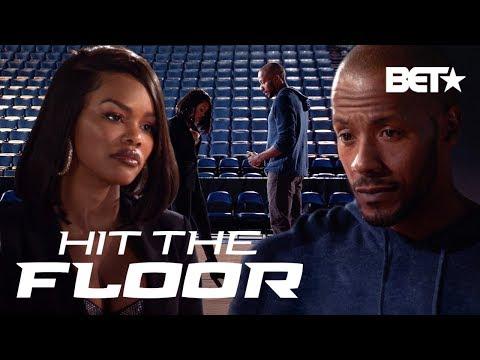 London (Teyana Taylor) Back with Derek?! | Hit The Floor