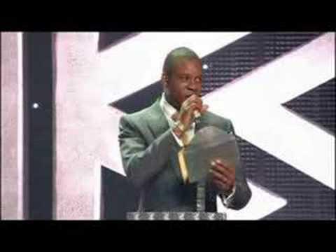 N-Dubz At The Mobo Awards -