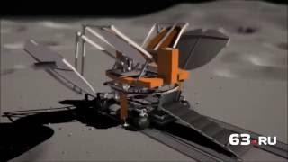 видео Печать кирпичей из лунной пыли на 3D принтере