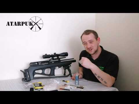 Air Rifle Barrel Cleaning: a quick how to