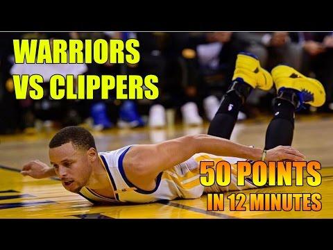 LA Clippers vs Golden State Warriors - Full Game Highlights   February 23, 2017   2016-17 NBA Season