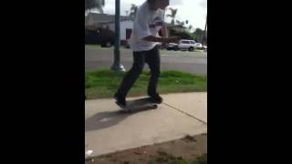 Fredy Couger skating
