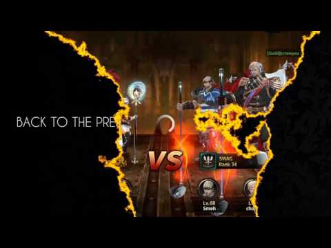 Heroes of Incredible Tales ( HIT ): Guild War NA 16.10.16 + BONUS MATCHES