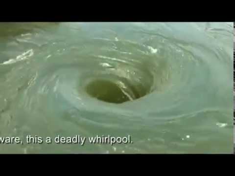 World's Strongest Whirlpool