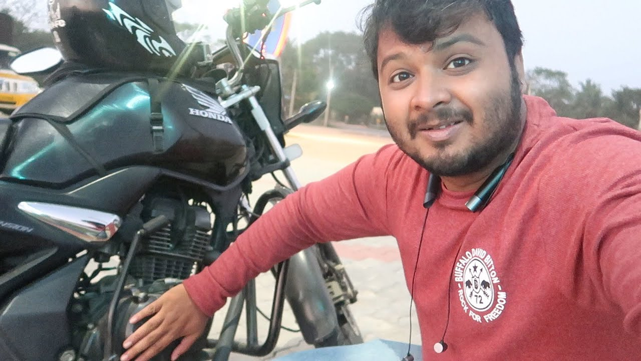 Download Coldest and Slowest Ride of my Life on Honda Unicorn 150