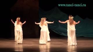 Греческий танец. Аль-Джана(