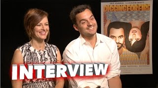Digging For Fire: Jake Johnson and Rosemarie DeWitt Exclusive Interview