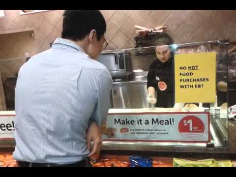 Safeway's Professionals Sandwich Makers 08.10.2014