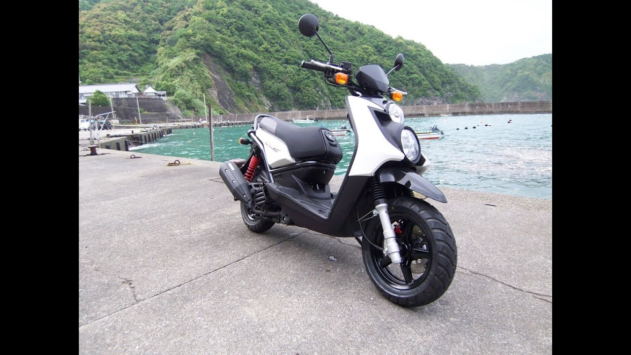 2015 yamaha bws 125 scooters youtube. Black Bedroom Furniture Sets. Home Design Ideas