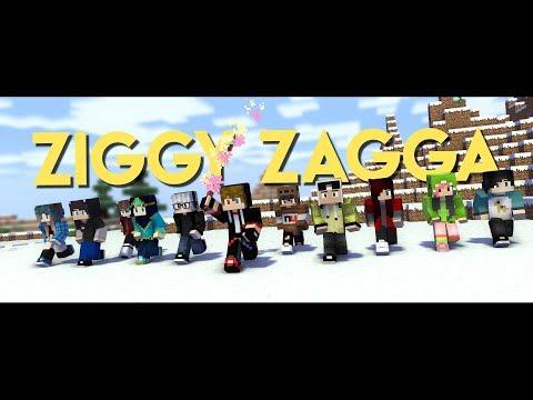 Gen Halilintar - Ziggy Zagga - Minecraft Animation Indonesia
