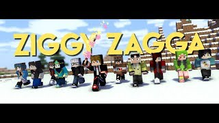 Gambar cover Gen Halilintar - Ziggy Zagga - Minecraft Animation Indonesia