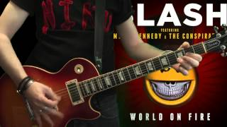 Slash & Myles Kennedy - Automatic Overdrive (full cover)