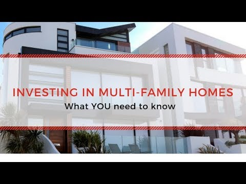 Investing in Multi-Family Homes | Mi Biz Rap Radio Show