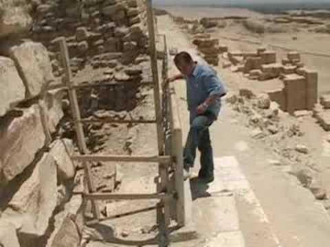 Giza Saqqara Step Pyramids - A Video Expedition